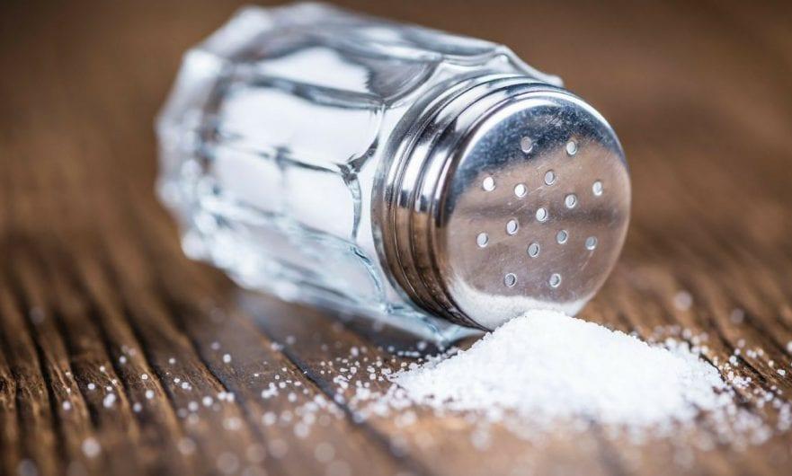 Cut Down the Salt! | NewLife™