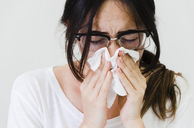 Covid-19 - Sneezing